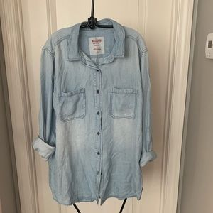 Mossimo Supply Co. Button Down Top